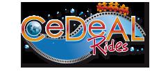 Cedeal Rides logo